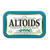 Драже Altoids Wintergreen