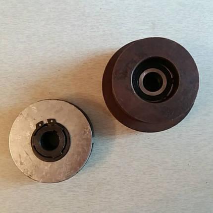 Муфта сцепления в сборе вал 25 мм ременного редуктора, фото 2