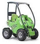 Мини погрузчики  (мини тракторы) Avant 200 серии:  модели 218 и 220