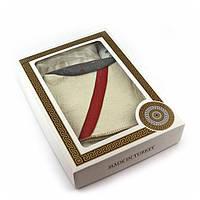 Подарочный набор для сауны №10 Папаха (для него) Про