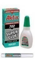 AKFIX супер клей 20 г (в ящике 500 шт, )