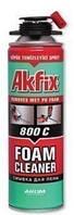 AKFIX смывка для пены