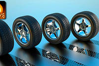 Шиномонтаж шин легковых автомобилей
