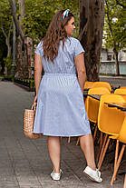 Легкое платье в полоску, фото 3