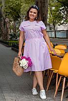Легкое платье в полоску, фото 2