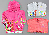 Двухсторонняя ветровка для девочек Crossfire оптом, 1-5 лет. [1 год]