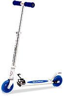 Самокат Razor Scooter A125 Al складной, blue