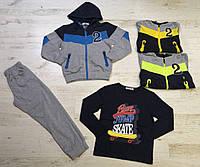 Трикотажный костюм-тройка для мальчиков Seagull оптом, 4-12 лет. [10 лет]