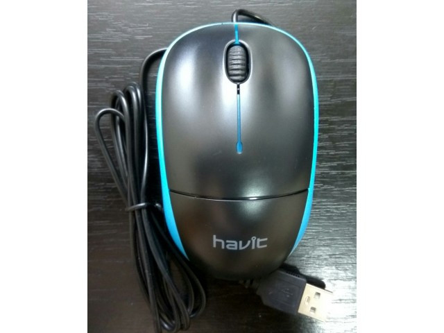 Мышка проводная компьютерная Havit HV-MS 851