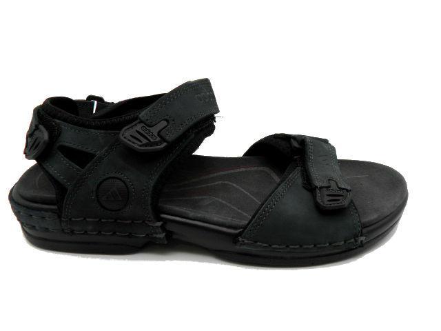 Босоножки Adidas ( Реплика) 6302-3 черный * 19854