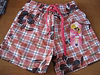 Детские шорты для девочек 2-8 лет  Турция, фото 1