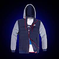 Куртка молодежная,ветровка+жилетка трансформер NIKE.