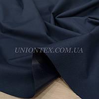 Ткань оксфорд 600D PU темно-синий