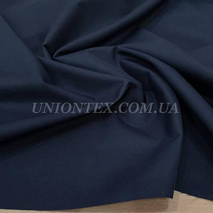 Ткань оксфорд 600D PU темно-синий, фото 2