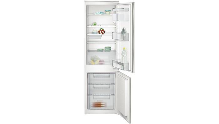 Встраиваемый холодильник с морозильником Siemens KI34VX20