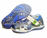 Кожаная обувь для детей р. 30 стелька 18,9см, фото 2