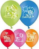 "Воздушный шар ""Фиксики"" 30 см диаметр"