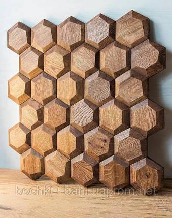 Декоративные панели из массива, фото 2