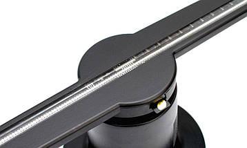 3D Голографический проектор LED рекламный дисплей вентилятор 3D Holographic Advertising Displayer Z1 LED FAN, фото 3