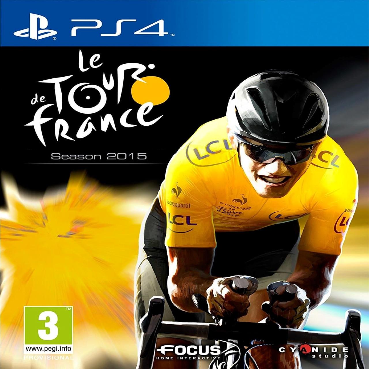Le Tour de France 15 PS4 (Б/В)