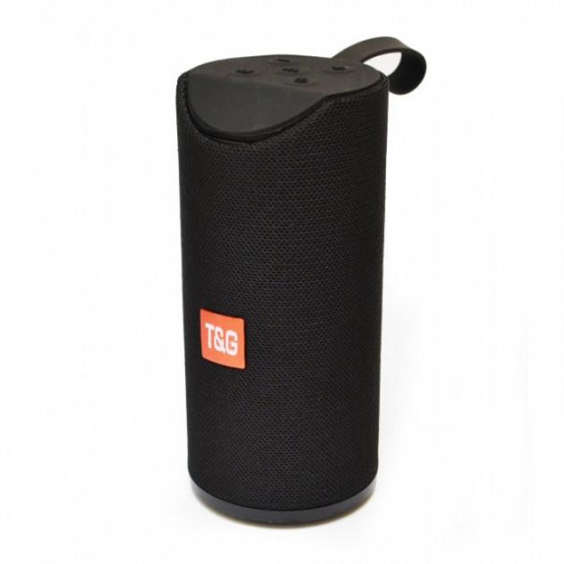 Портативная bluetooth колонка TG-113 black