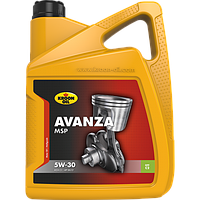 Моторне масло AVANZA MSP 5W-30 5 л