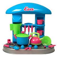 """Набор игрушечный """"Кухня с аксессуарами: Ева"""" (кастрюлька и чайник)"""