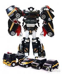 Робот-трансформер Тобот Кватран (робот D, C, W, R) Tobot 519
