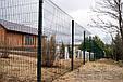 Установка забора из профнастила в Одессе, фото 3