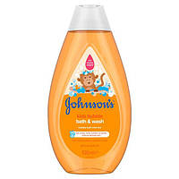 Гель-пена для купания 2в1 «Веселые пузырьки» Johnson's baby, 500 мл