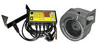 Вентилятор и автоматика для твердотопливных котлов Atos + DP-120