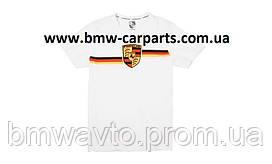 Футболка унісекс Porsche Unisex collector's T-shirt Edition No. 1 – Porsche Crest 2017