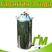 Автоклав Мега-50 Электро (нержавеющая сталь на 50 банок) + подарок, фото 1