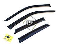 "Дефлекторы окон ""DF"" AUDI 100, A6 (4A,C4) 1990-1997 (на скотче) - Ветровики Ауди 100/А6"