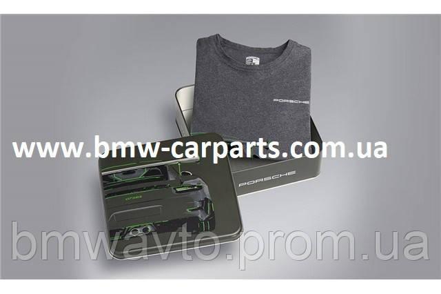 Футболка унисекс Porsche 911 GT3 RS, Collector's T-Shirt #11, Limited Edition