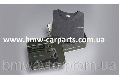 Футболка унисекс Porsche 911 GT3 RS, Collector's T-Shirt #11, Limited Edition, фото 2