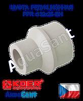 Муфта редукционная PPR d 32х25мм ВН Koer
