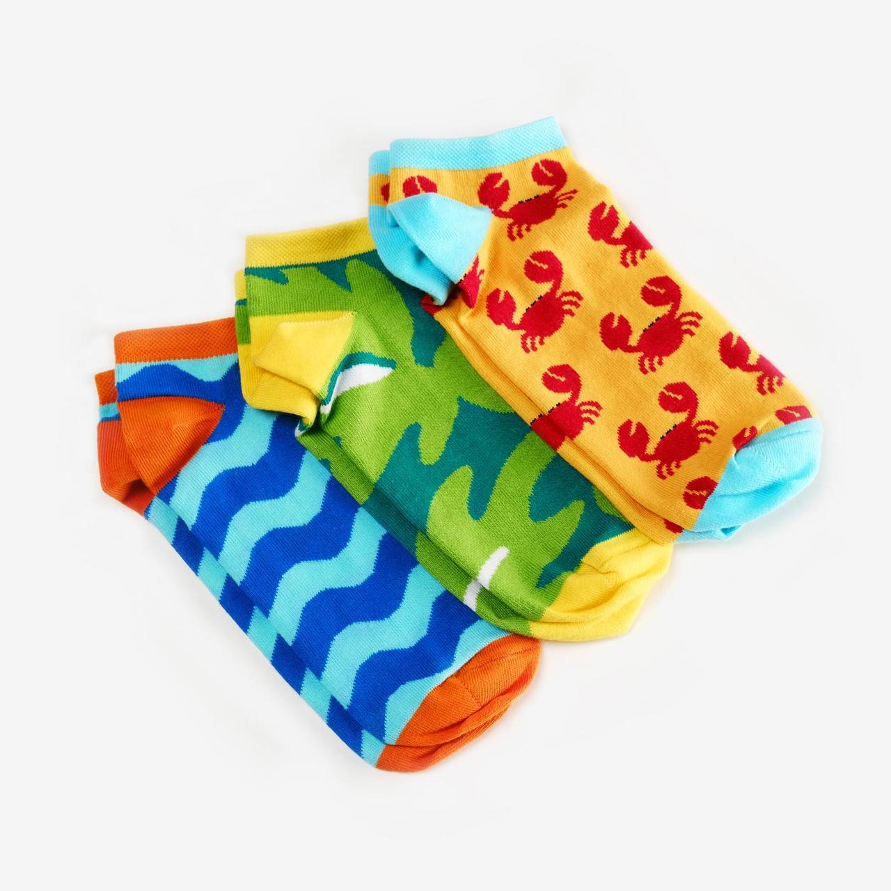 Шкарпетки Dodo Socks набір Alloha 39-41, 3 шт