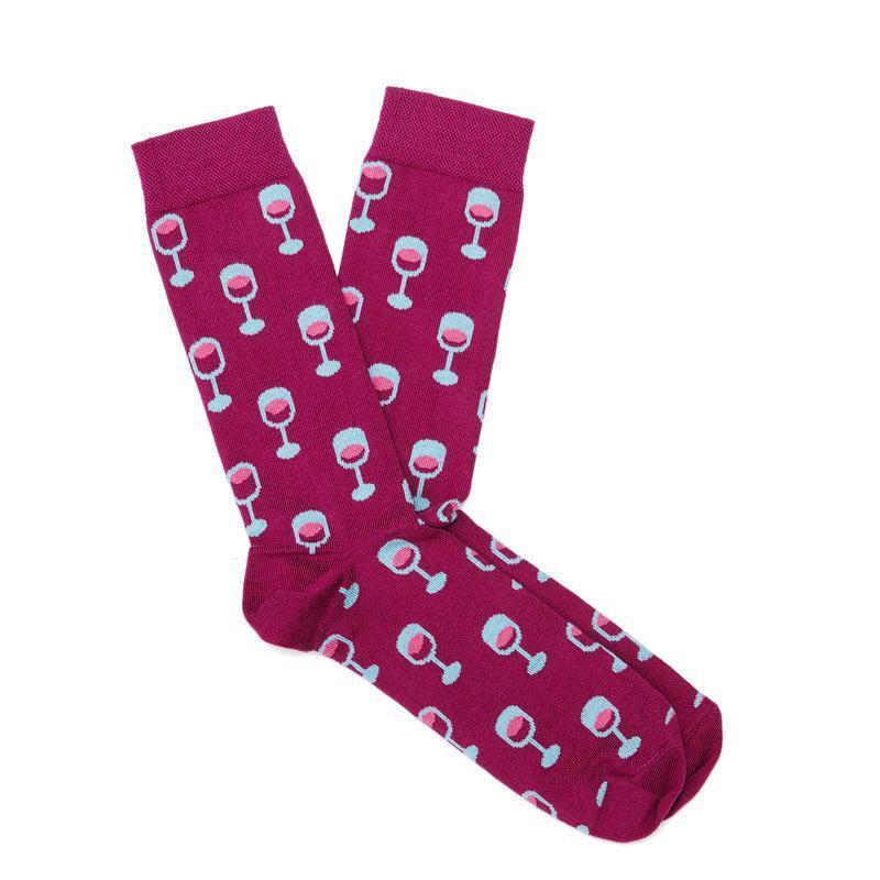 Носки Dodo Socks red 150ml 44-46