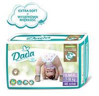 Подгузники Dada Extra Soft 4 (7-18 кг) 46 шт., фото 1
