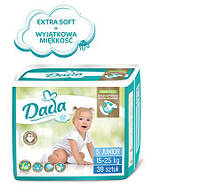 Підгузники дитячі Dada Extra Soft 5 (15-25 кг) 39 шт