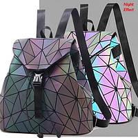 Женский рюкзак Хамелеон Бао Бао ночной алмаз, Bao Bao Issey Miyake 3002