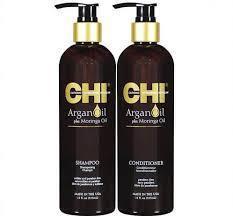 Набор CHI Argan Oil Шампунь  355 мл +Кондиционер 355 мл