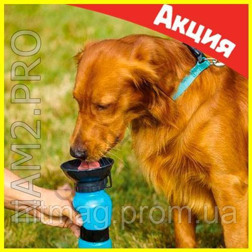 Поилка для собак Aqua Dog