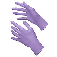 Перчатки нитриловые, упаковка, 100 шт (цвет уточняйте)