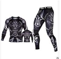Компрессионный комплект  спортивной одежды