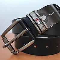 Ремень мужской кожаный Tommy Hilfiger