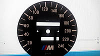 Шкалы приборов BMW e30, фото 1
