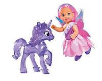 Игровой набор кукла Эви и Единорог Еви Simba Toys Evi Love 5733211, фото 1