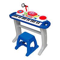 Синтезатор детский со стульчиком WinFun арт. 2068 NL
